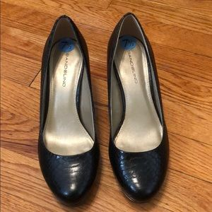 EUC Bandolino heels